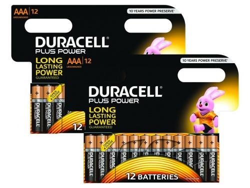 Baterie Duracell Plus Power 2 X MN2400B12