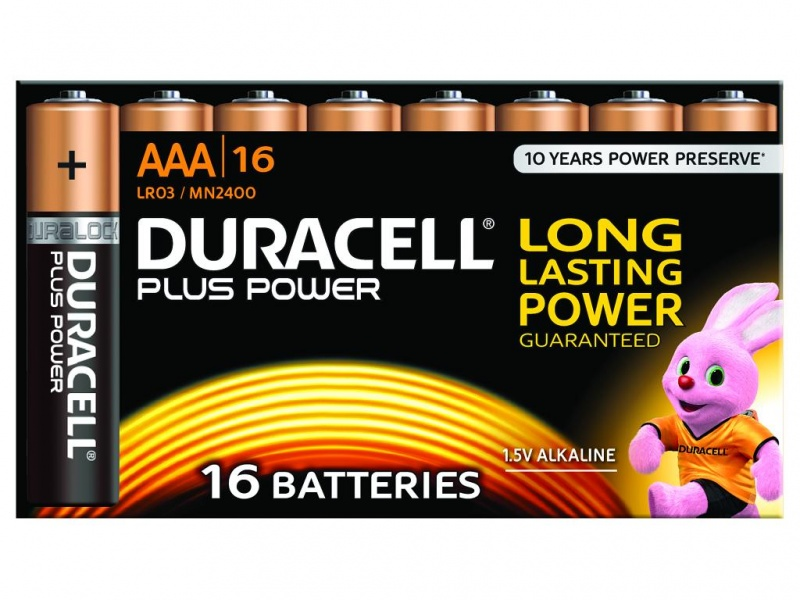 Baterie Generala Duracell Plus Power AAA
