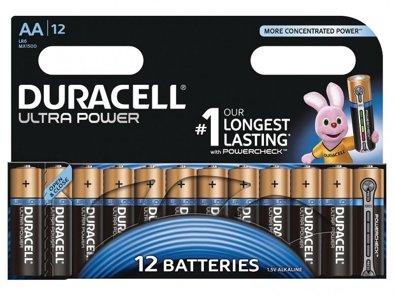 Baterie Duracell Ultra Power AA 1 Pachet de 2