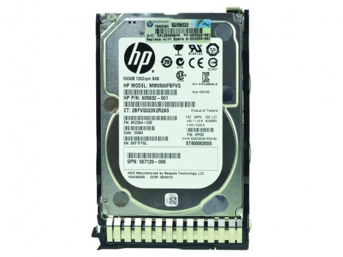 Disc Dur 500GB HP ProLiant BL420c Gen8