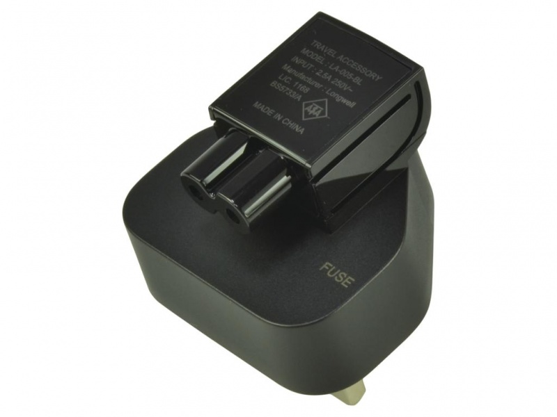 Adaptor Conector c/Duckhead (UK)