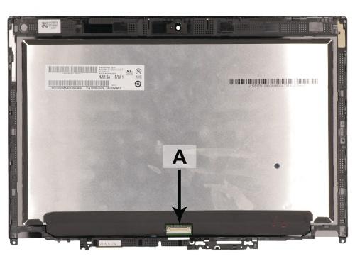 Ecran LCD 12.5 FHD Panou Tactil noGlare