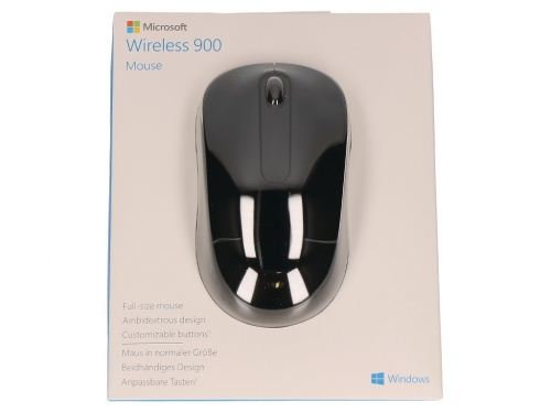 Mouse Microsoft Wireless 900 - Negru