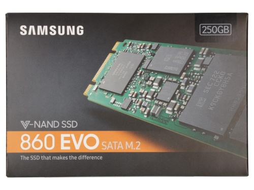 Memorie SSD Samsung Unifata M.2 2280 250GB model MZ-N6E250BW