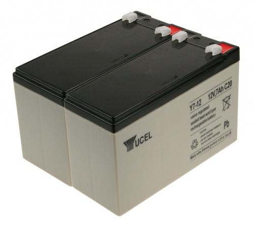 Baterie VRLA UPS APC RBC48