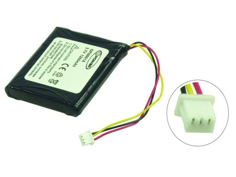 Baterie GPS TomTom One