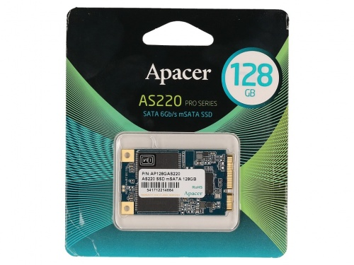 Memorie SSD 128GB 1.8 mSATA 6Gbps