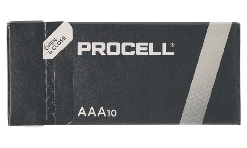 Baterie Duracell Procell Industriala Marime AAA (Pachet de 10 - pret individual)